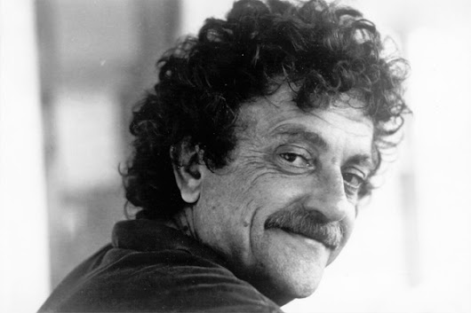 """Do art and do it for the rest of your lives"": Kurt Vonnegut's letter to high schoolers"