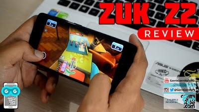 review ZUK Z2 Indonesia gontagantihape