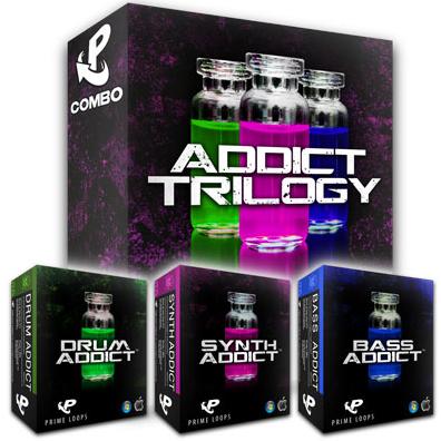 Addict Trilogy