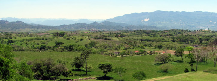 Ocosingo, les ruines Tonina