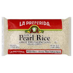 La Preferida, Rice Pearl Poly - 2 Lb -PACK 12