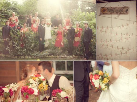 Gynnells Blog Rustic Wedding Reception Ideas Should