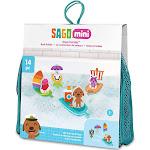 Sago Mini Aqua Puzzle Boat Builder Bath Toy