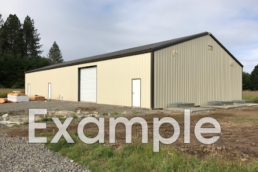 50'x200'x20' Cancelled Metal Building Order in Oregon