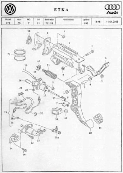 audi tt mk1 fuse box diagram image 4