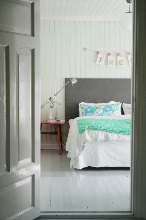 Interior Styles and Design: Pastel Interiors - Light and ...