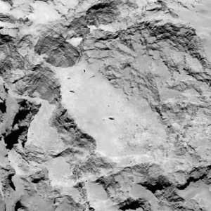 Primeiro pouso em um cometa: veja os locais