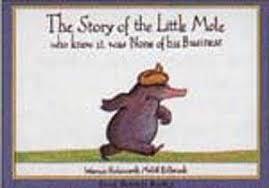 The mole story/Conto da toupiña