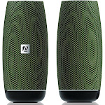Aduro Resound Mini & XL Portable Wireless Speakers XL Black/Gold (AYRVB01)