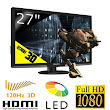 "TV 27"" Full HD 3D Philips à 269€"
