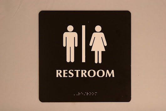 Florida legislation would criminalize trans people's public bathroom use - MyDoorSign Blog