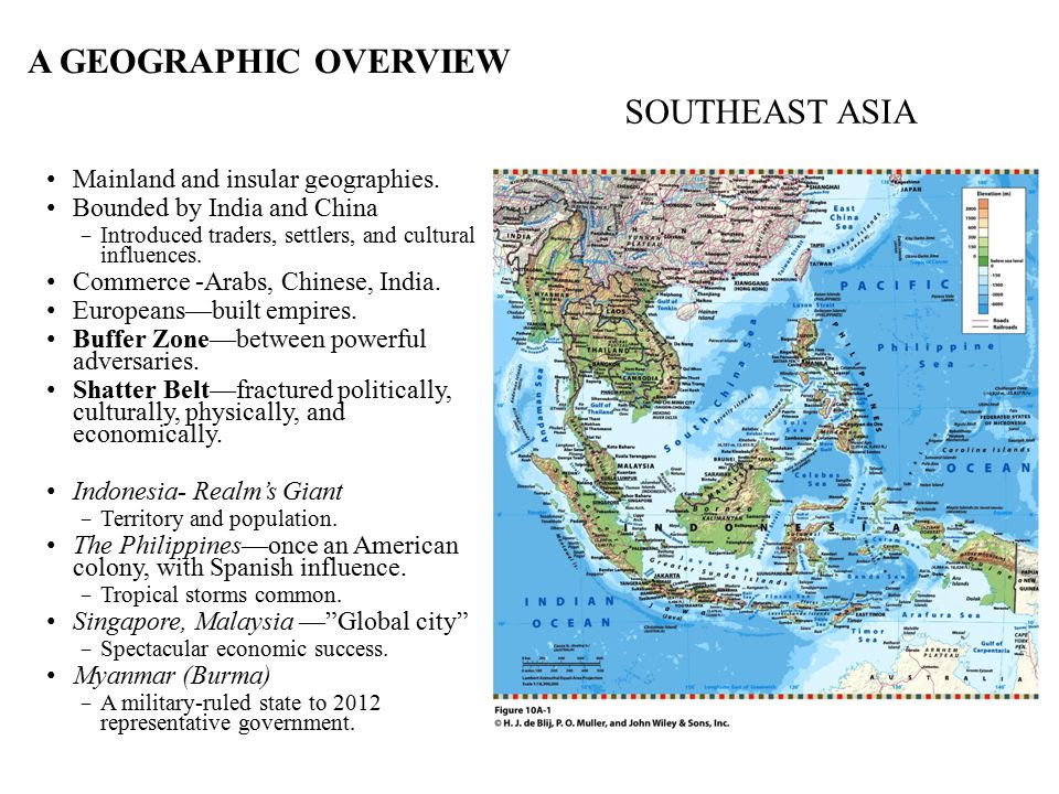 SOUTHEAST ASIA DEFINING THE REALM Topics:  ppt video online download