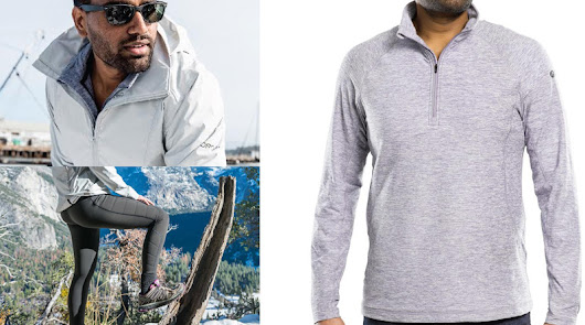 Oros Spring 2017 Apparel Intros Quarter-Zip, Leggings - Cold Outdoorsman