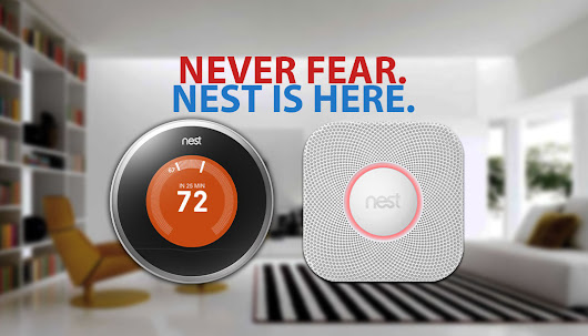 Never Fear. Nest is Here!