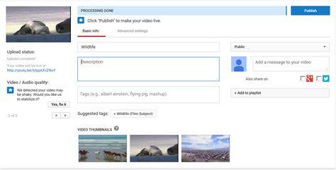 upload dji  video  youtube fixed  loveshare