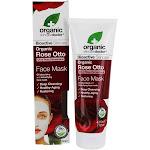 Organic Skincare Doctor Bioactive Skincare Organic Face Mask Rose Otto 4.2 fl oz