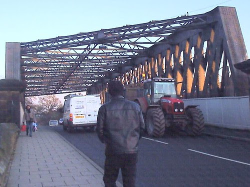 HOLGATE  BRIDGE