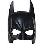 Rubie's Costume Adult Affordable Batman Mask, Black