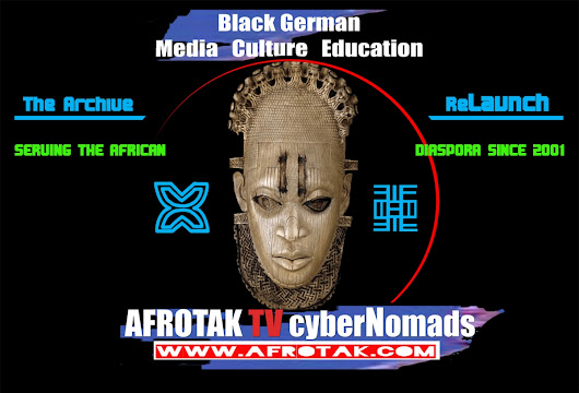 AFROTAK TV cyberNomads now @ AFROTAK.com