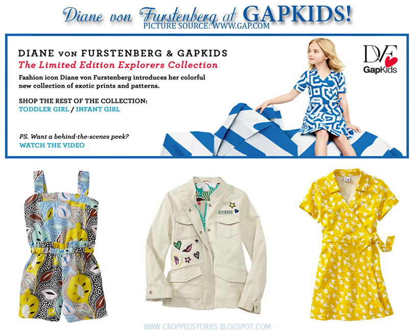 Gap DVF Collection 042513