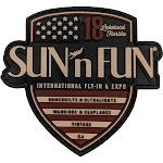 American Badge 2018 SUN 'n FUN PVC Patch