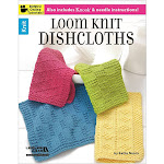 Leisure Arts -Loom Knit Dishcloths