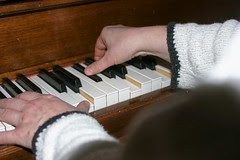 Me Playing the Piano