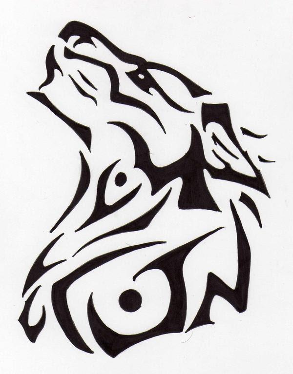 Tatuajes De Lobos Para Dibujar Imagui