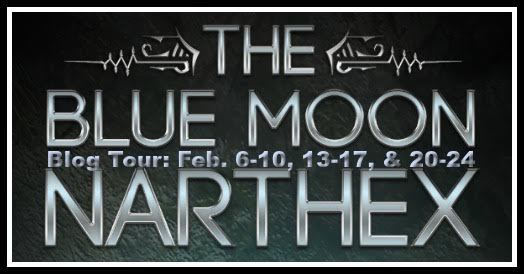 {TOUR} The Blue Moon Narthex by N.J. Donner (Review + Giveaway!) | Swoony Boys Podcast