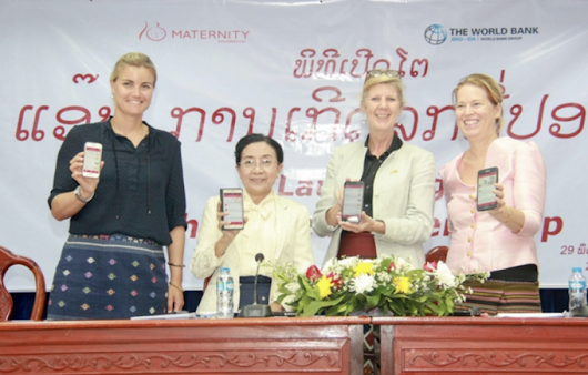 UNFPA Asiapacific | Safe delivery mobile app to help midwives save even more lives in Lao PDR