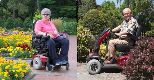 Mobility Scooter vs a Power Wheelchair: What's is the Difference?