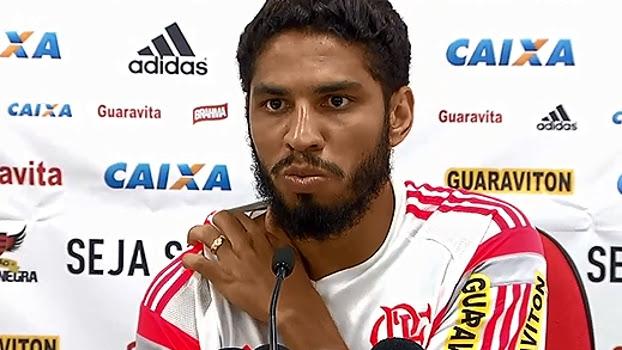 Capitão Wallace desfalca o Flamengo contra o Goiás