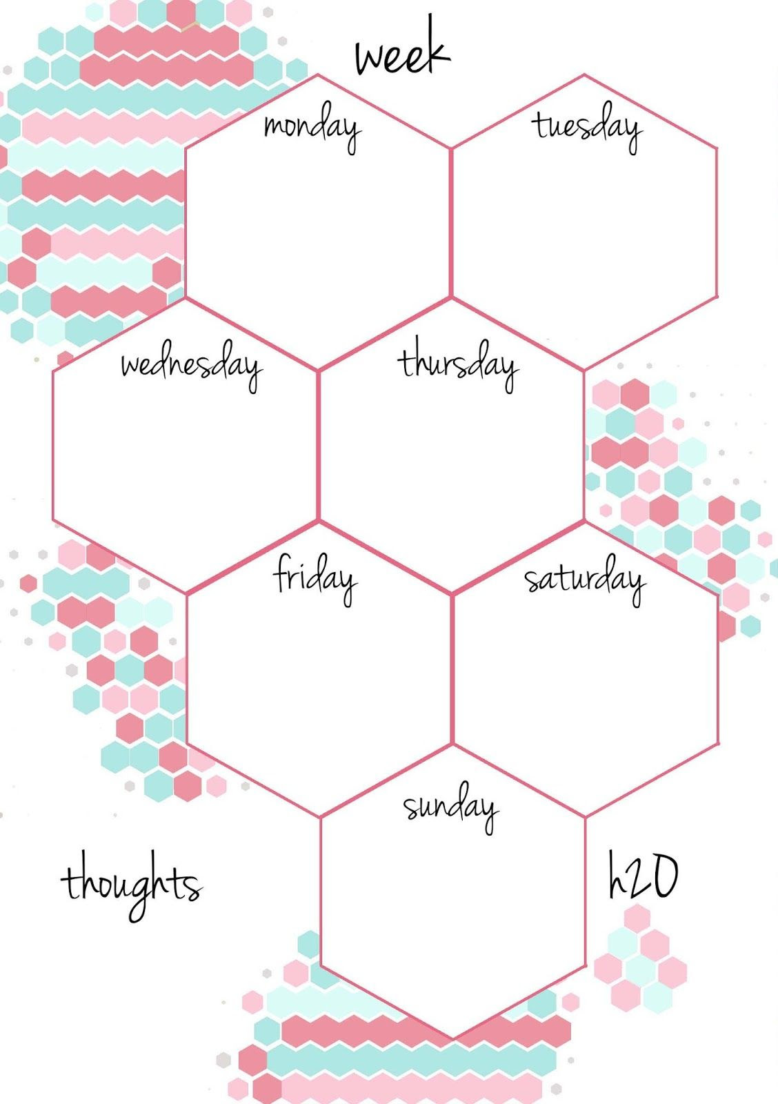 1000+ ideas about Weekly Planner on Pinterest   Planners, Planner ...