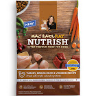 Rachael Ray Nutrish Food for Adult Dogs, Natural, Turkey, Brown Rice & Venison Recipe - 13 lb