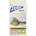 Ziploc Clothing Space Bag