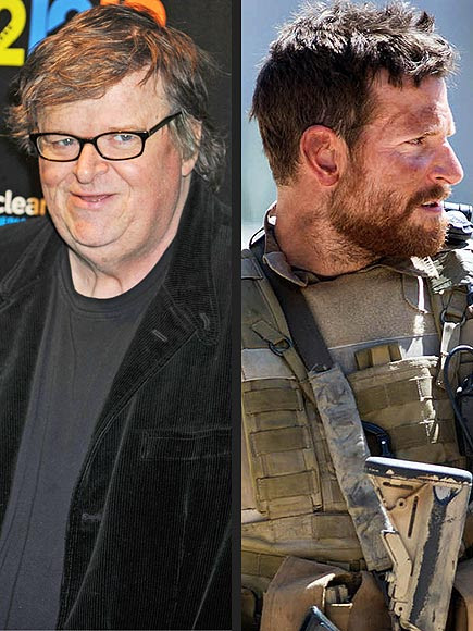 Michael Moore Calls Snipers 'Cowards' Following American Sniper's Success