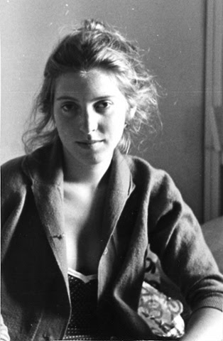 Francesca Woodman, c. 1979 Photographed by George Woodman
