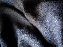 blue stripe and black