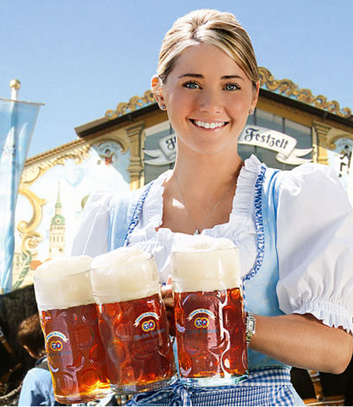 A Craft Beer Octoberfest