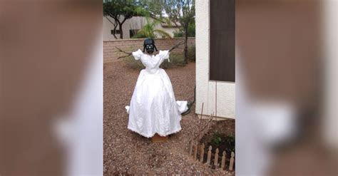 Cold Ex Wife Won't Take Her Wedding Gown, So Jilted Hubby