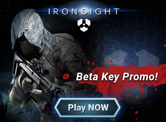 IronSight Closed Beta Giveaway