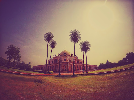 Humayun's Tomb (in Pictures) – An architectural marvel in the heart of Delhi