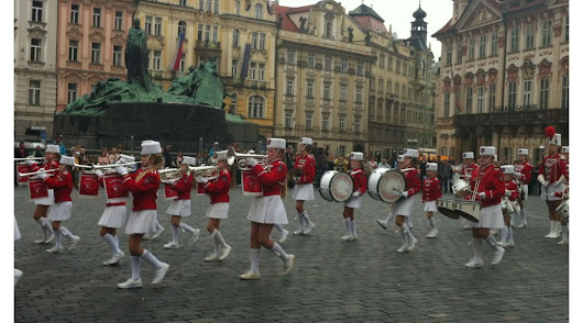 Prague - The power of music