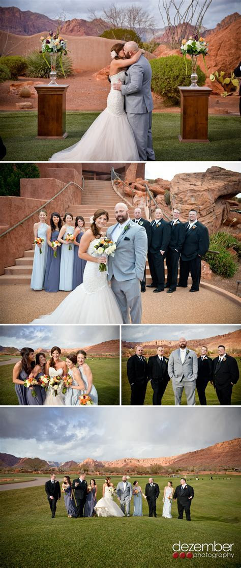 Brandon   Amy   St. George Wedding Photographers