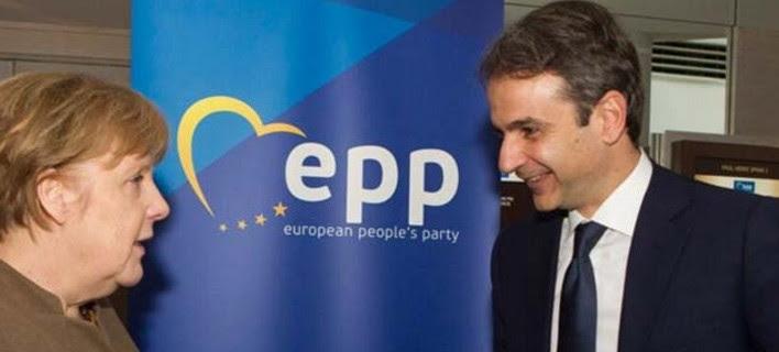 Τι είπε ο Μητσοτάκης με τη Μέρκελ - Λιγότεροι φόροι, περισσότερες μεταρρυθμίσεις