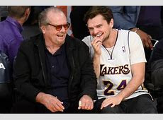 Jack Nicholson and 24 year old son share Joker face   Page Six