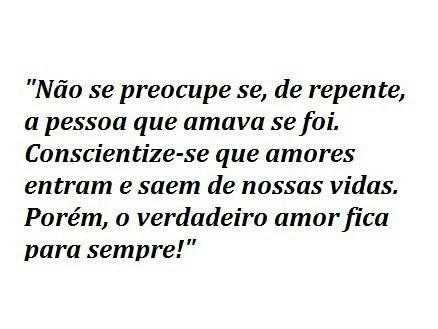 Frases Do Facebook O Amor Verdadeiro Fica Para Sempre Pontos De