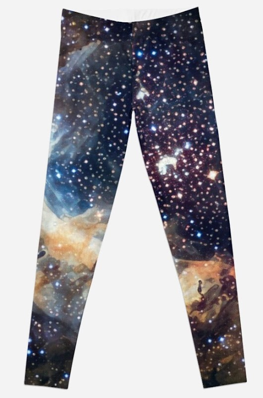 """Stars Out Tonight"" Leggings by JPDesignWorks 