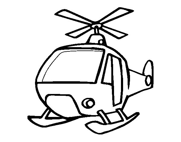 Image Gallery Helicoptero Dibujo