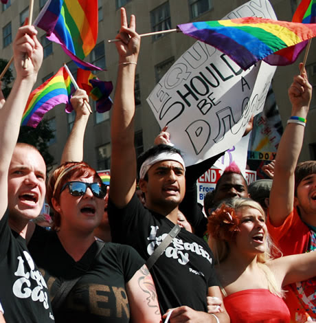 LGBT march on Washington planned for D.C. Pride weekend